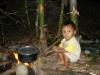 Campfire in Burma