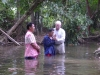 First Baptism in Lay Tung Ku
